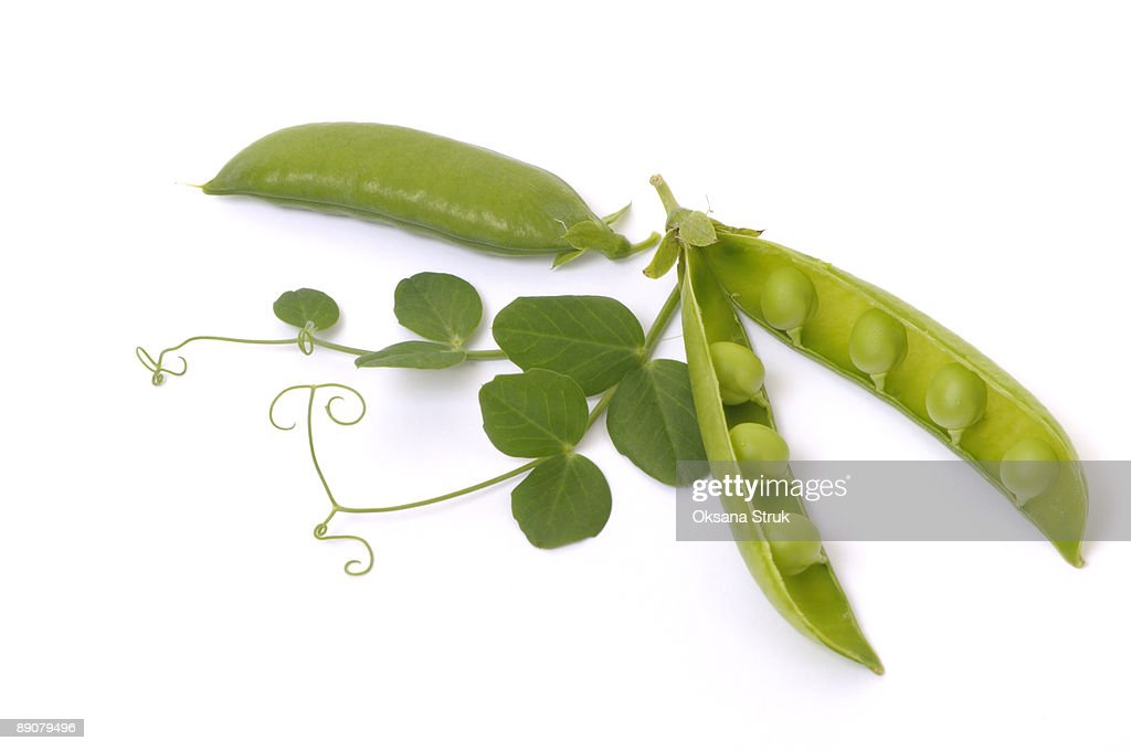 green peas : Stock Photo