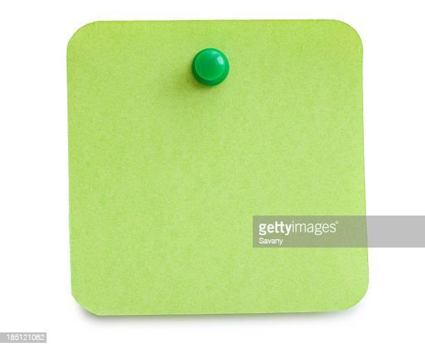 Promemoria verde