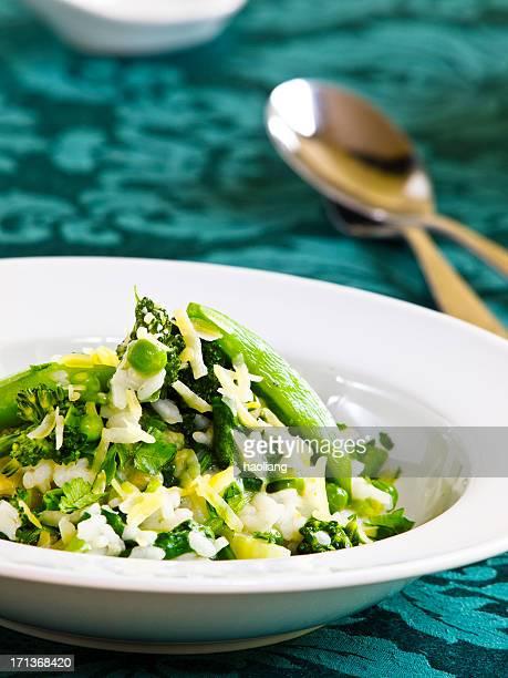 green-risotto