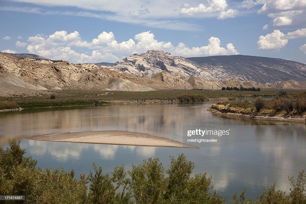 Green River and Dinosaur National Monument Colorado
