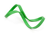 Green Rubber Band
