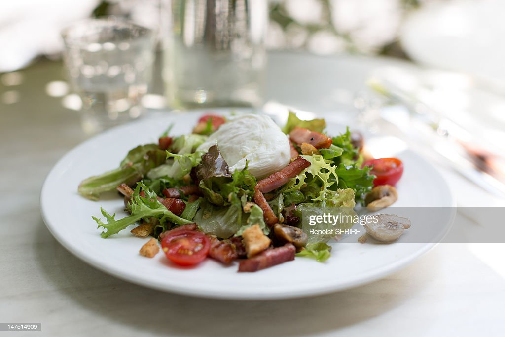 Green Salad : Stock Photo