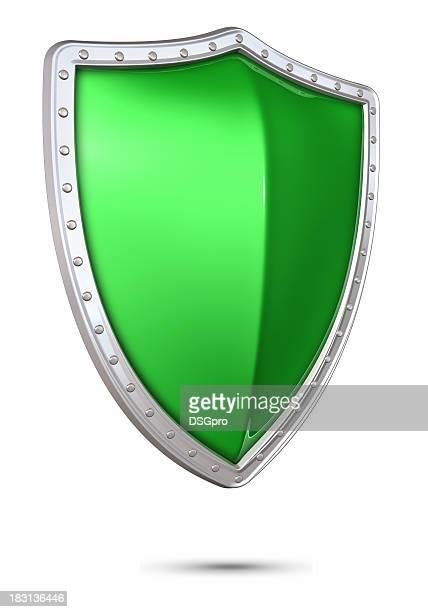 Escudo verde