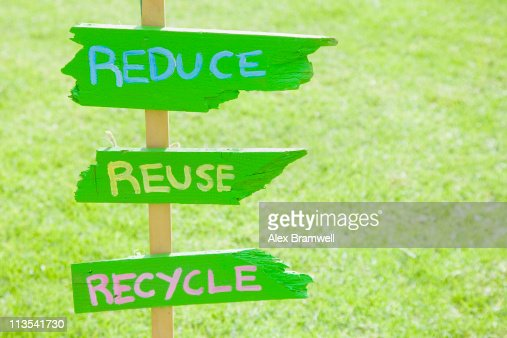 Green sign : Stock Photo