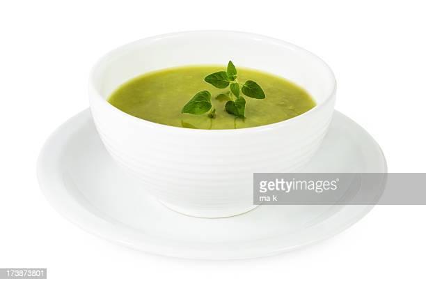 Grün-Suppe