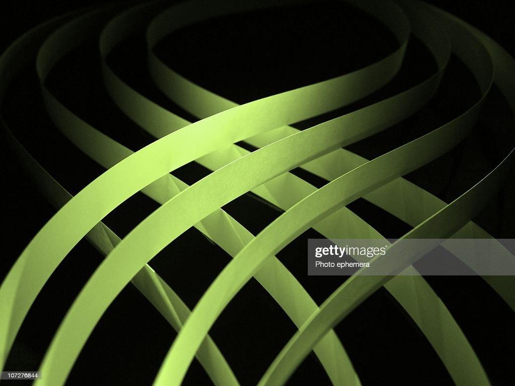 Green symmetry : Stock Photo