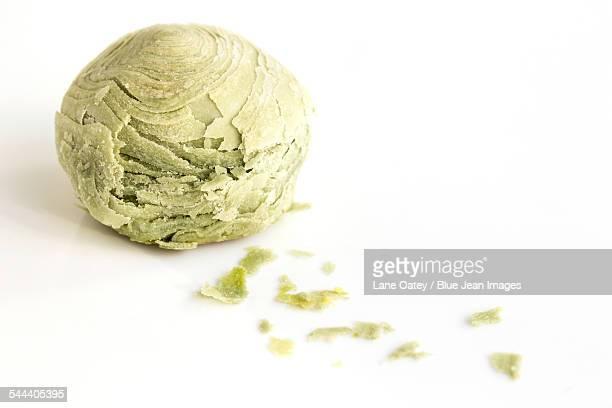 Green tea crisp