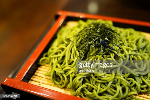 Green Tea Soba