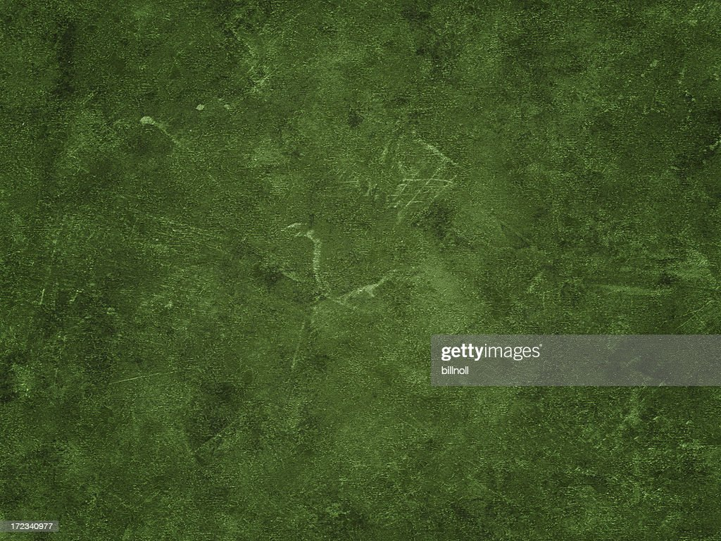 Green textured wall pattern