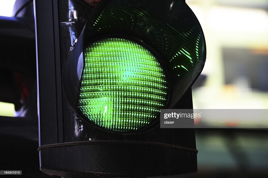 Green traffic light in city & Stoplight Stock Photos and Pictures | Getty Images azcodes.com