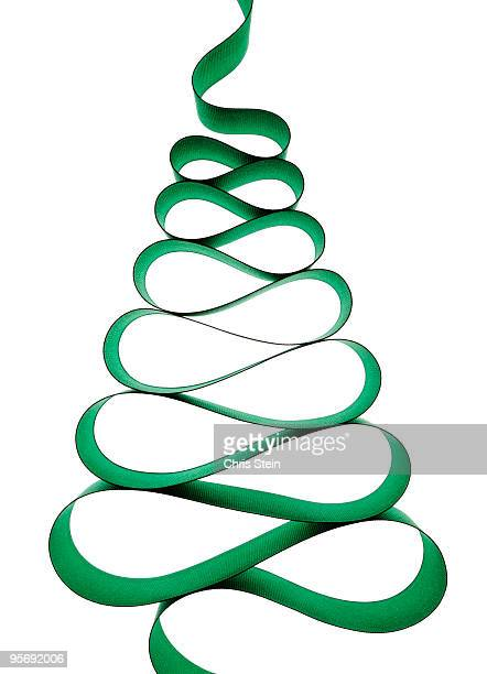 Green Tree Ribbon