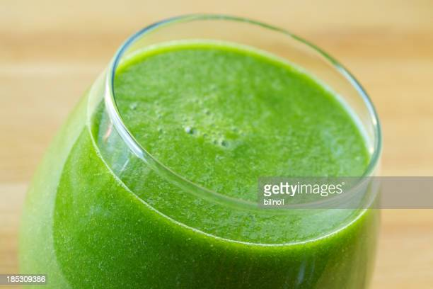 Légumes boisson smoothie vert