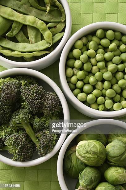 Green veggies