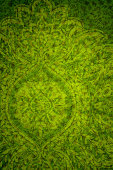 Green Vintage Abstract Background