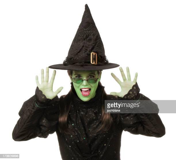 Green Hexe