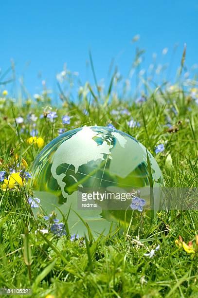 Mundo verde vertical