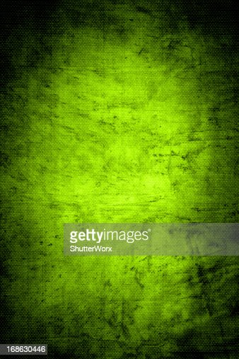 Green Woven Canvas Background