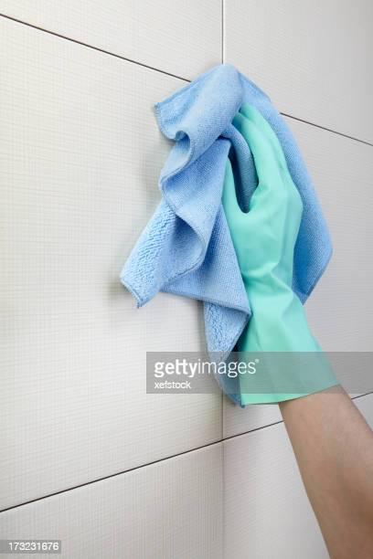 Limpeza de superfícies
