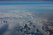 Greenland Aerial