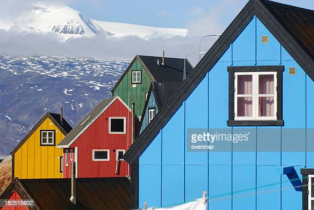 Greenland colours
