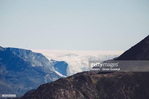 Greenland inlandsis from Qaqqatsiaq