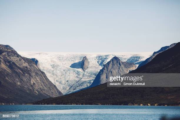 Greenland inlandsis - Tasermiut fjord