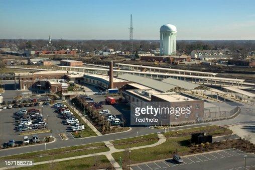 Greensboro Train Station