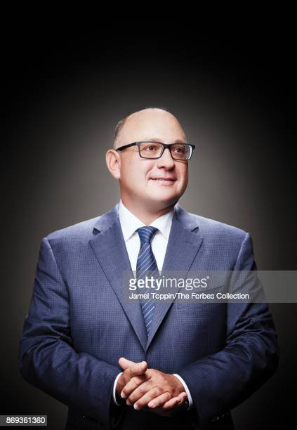 GreenSky founder David Zalik is photographed for Forbes Magazine on June 21 2017 in Atlanta Georgia COVER IMAGE CREDIT MUST READ Jamel Toppin/The...