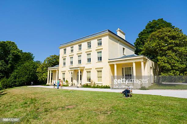 Greenway was the summer home of Agatha Christie