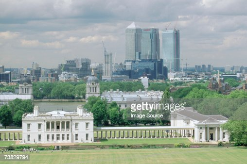 Greenwich Maritime Museum, London, Great Britain : Stock Photo