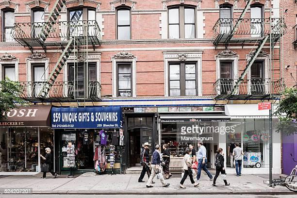Greenwich Village, Bleecker street