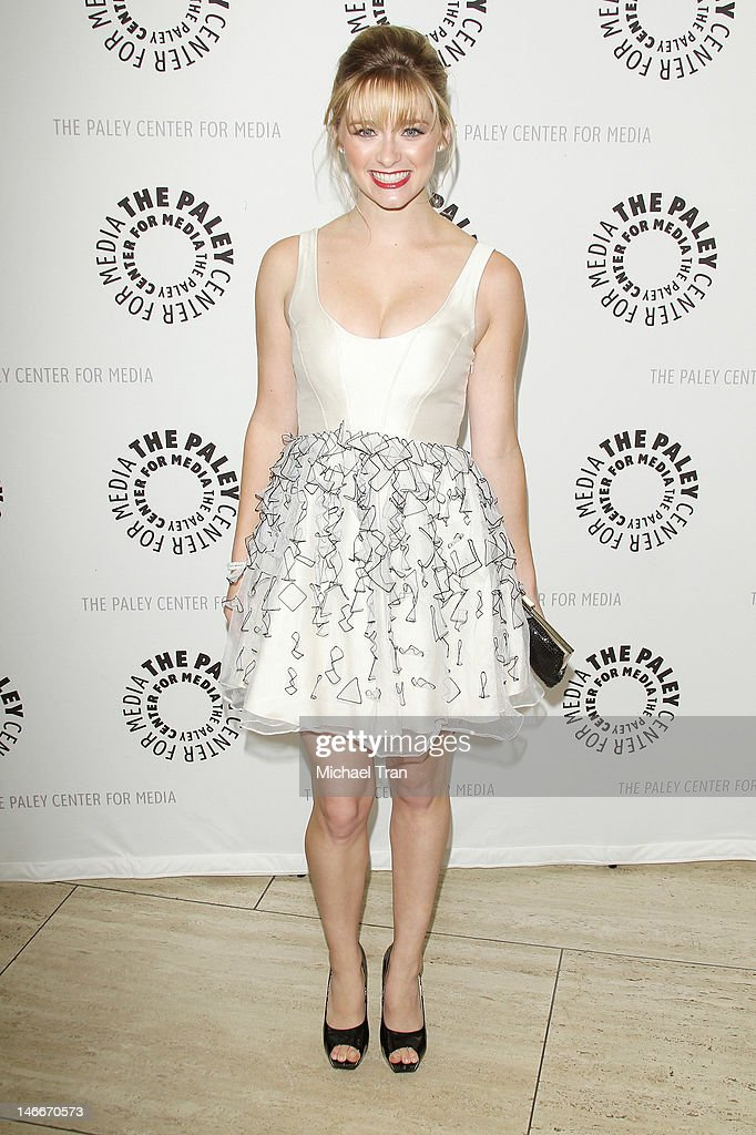 Greer Grammer arrives at season 2 premiere screening of MTV's comedy series 'Awkward' held at The Paley Center for Media on June 21, 2012 in Beverly Hills, California.