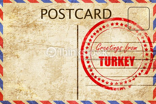 Greetings from turkey stock photo thinkstock greetings from turkey stock photo m4hsunfo
