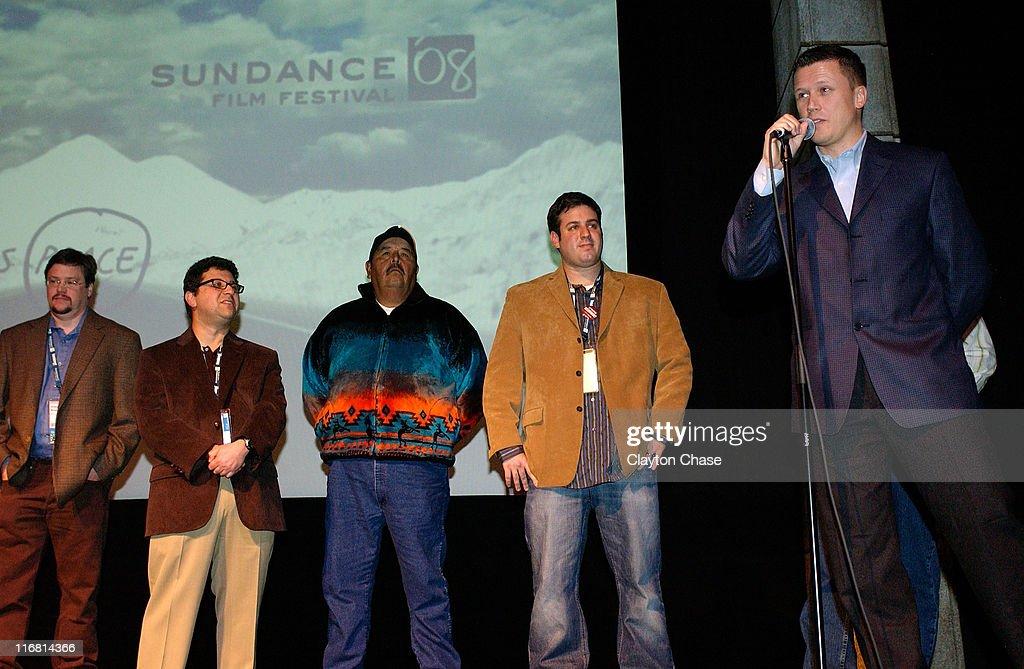 2008 Sundnace Film Festival - The Linguists Screening