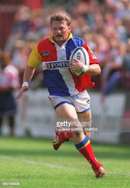 Greg Barwick London Broncos