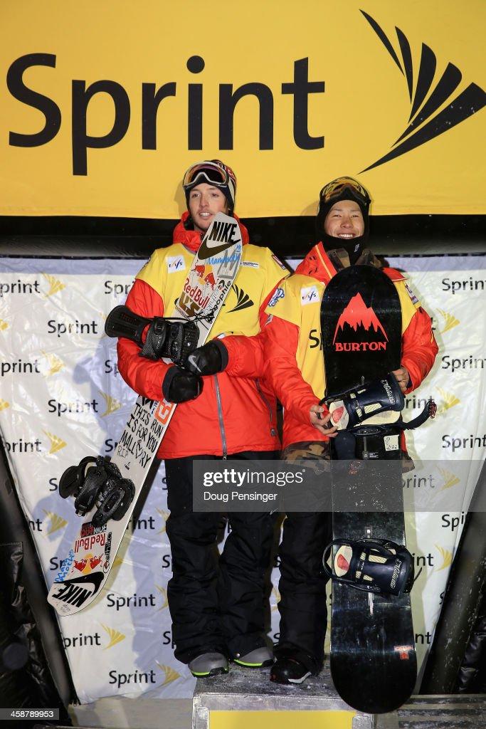 U.S. Snowboarding and Freeskiing Grand Prix - Day 4
