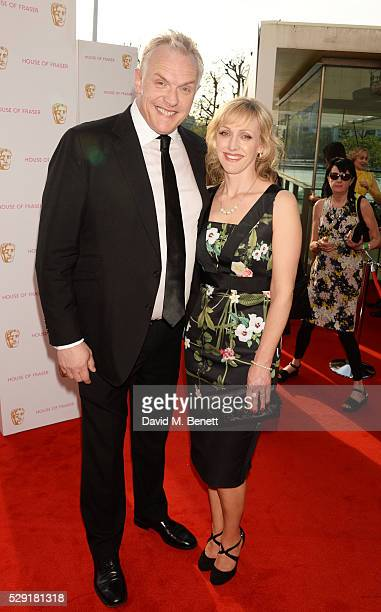Greg Davies attends the House Of Fraser British Academy Television Awards 2016 at the Royal Festival Hall on May 8 2016 in London England