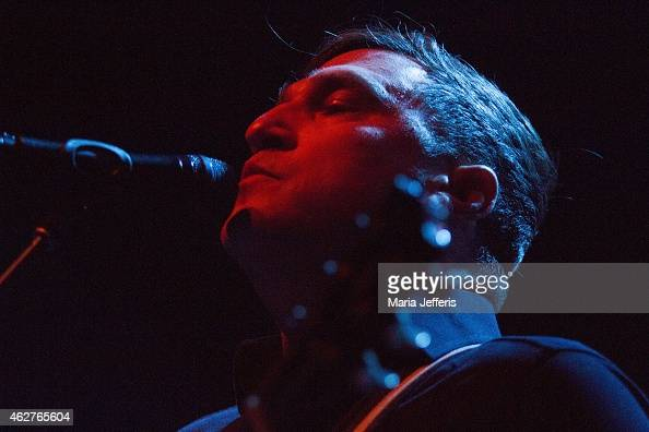 Greg Dulli of The Afghan Whigs performs on stage at KOKO on February 4 2015 in London United Kingdom