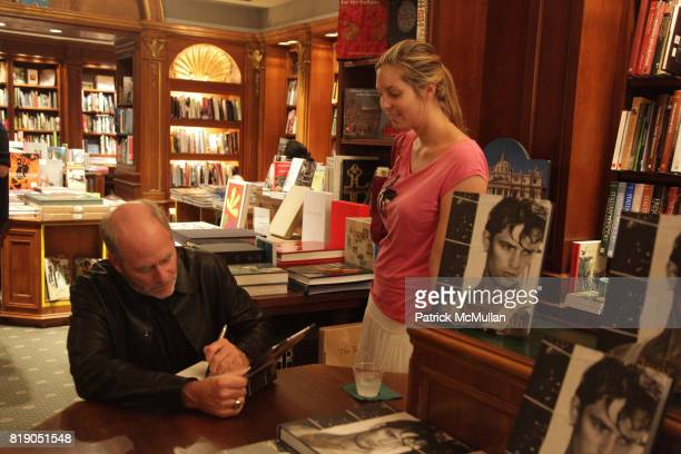 Greg Gorman and attend GREG GORMAN Book Signing for 'IN THEIR YOUTH' at Rizzoli Bookstore on May 26 2010 in New York City