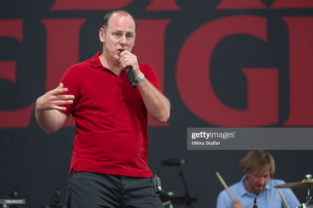 <a gi-track='captionPersonalityLinkClicked' href=/galleries/search?phrase=Greg+Graffin&family=editorial&specificpeople=650662 ng-click='$event.stopPropagation()'>Greg Graffin</a> of Bad Religion performs on day 3 of Bottle Rock Napa Valley Festival at Napa Valley Expo on May 11, 2013 in Napa, California.