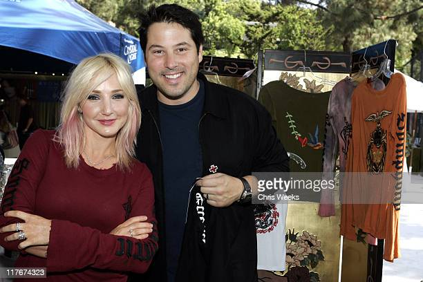 Greg Grunberg at Eccentric Symphony during Silver Spoon PreEmmy Hollywood Buffet Day 1 in Los Angeles California United States Photo by Chris...