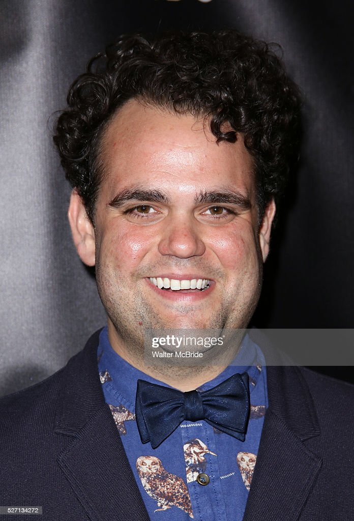 Greg Hildreth attends the 31st Annual Lucille Lortel Awards at NYU Skirball Center on May 1, 2016 in New York City.