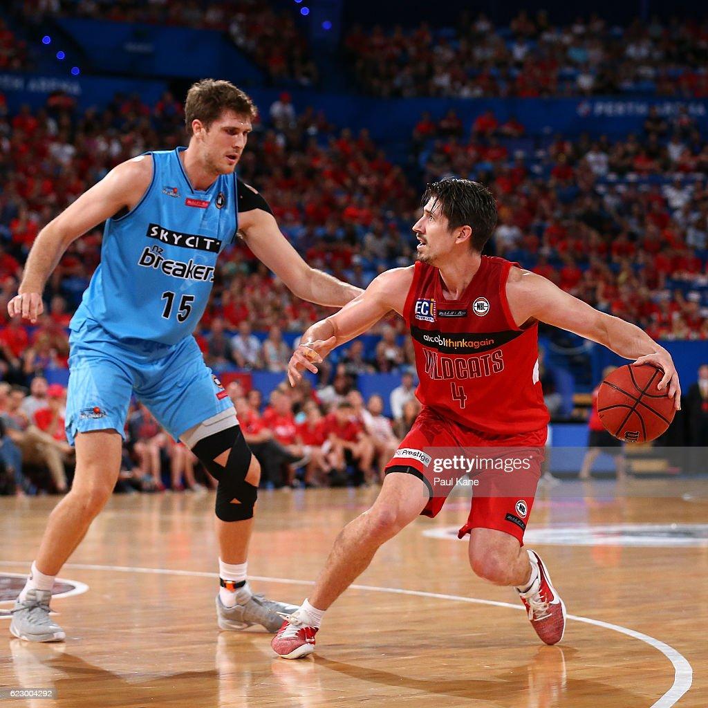 NBL Rd 6 - Perth v New Zealand
