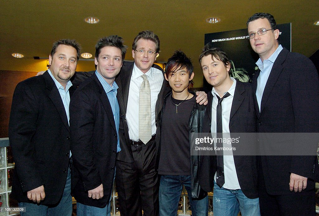 """""""Saw"""" New York Screening Hosted by Lions Gate Films - Arrivals"""