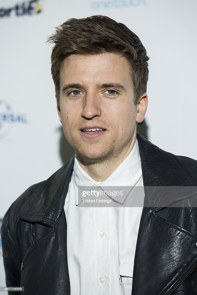 Greg James attends the Chortle Awards at Ministry Of Sound on March 26, 2014 in London, England.