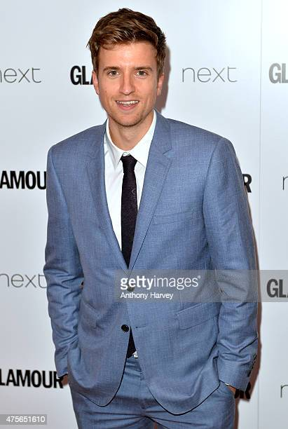 Greg James attends the Glamour Women Of The Year Awards at Berkeley Square Gardens on June 2 2015 in London England