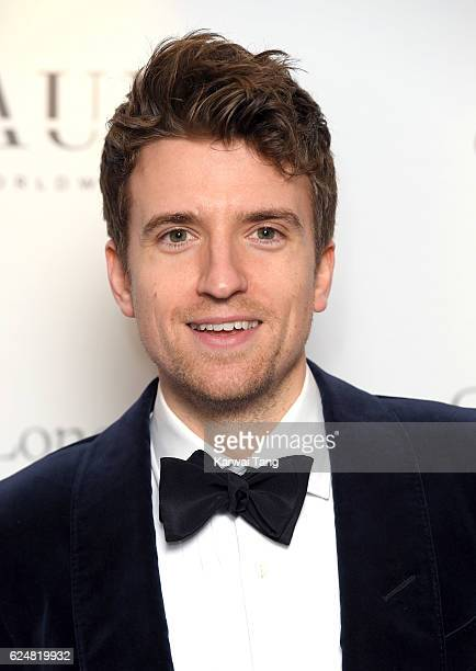 Greg James attends the Global Gift Gala in partnership with Quintessentially on November 19 2016 at the Corithinia Hotel in London United Kingdom