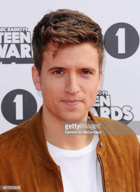 Greg James attends the Radio One Teen Awards at Wembley Arena on October 19 2014 in London England