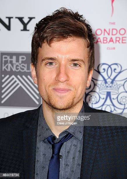 Greg James attends the Sony after party for the BRIT Awards 2015 at SUSHISAMBA on February 25 2015 in London England
