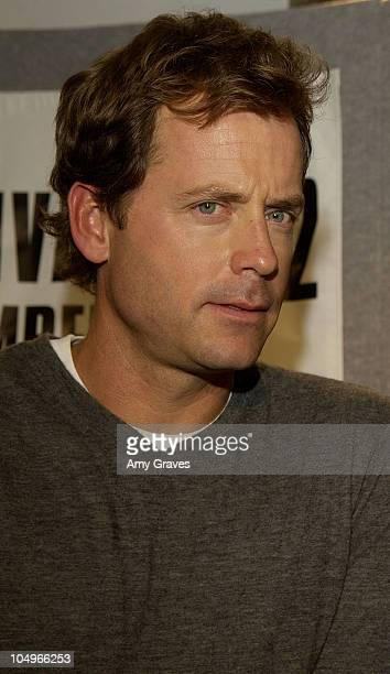 Greg Kinnear during 2002 Toronto Film Festival 'Auto Focus' Press Conference at Four Seasons Hotel in Toronto Ontario Canada